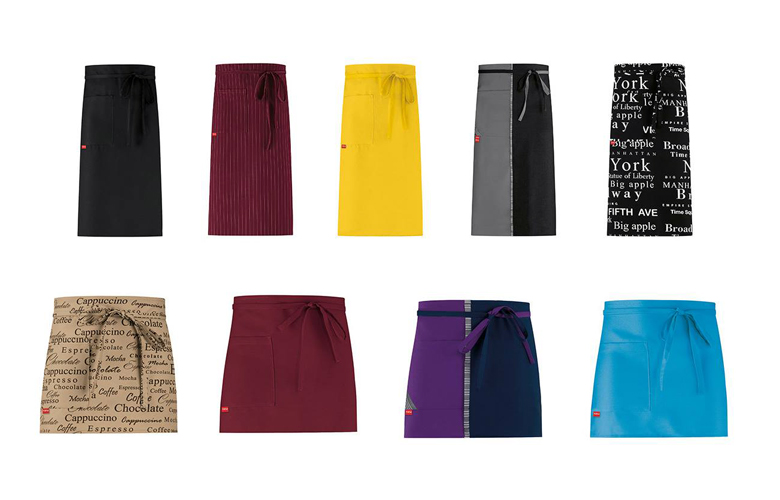 abbigliamentogrembiuli colorati