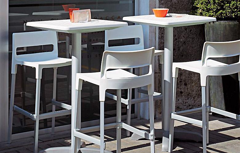 sedie tavoli bar